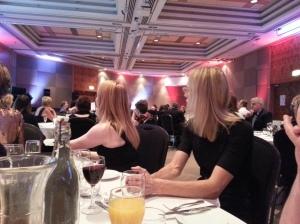 Awards dinner 1