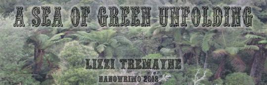 A Sea of Green Unfolding