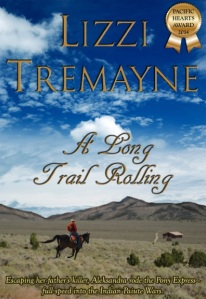 Cover for A Long Trail Rolling